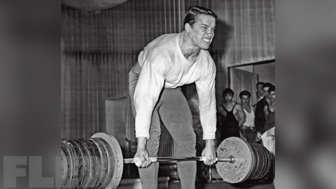 Arnold Schwarzenegger's Master Plan