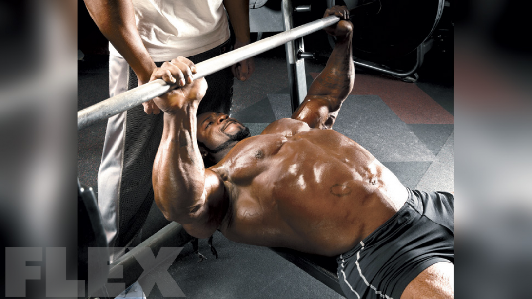 Up Your Bench Press