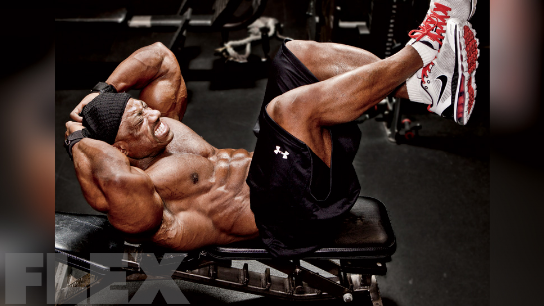 Deep-Cuts Abs Workout