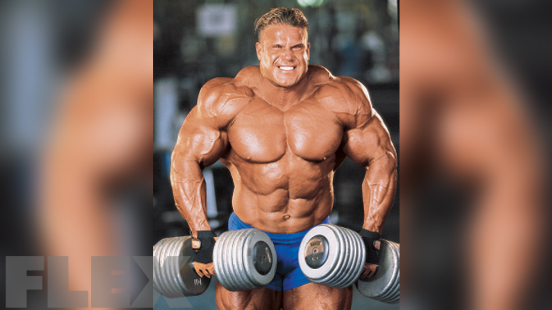 5110cd6d0 Retro Athlete: Jay Cutler | Muscle & Fitness