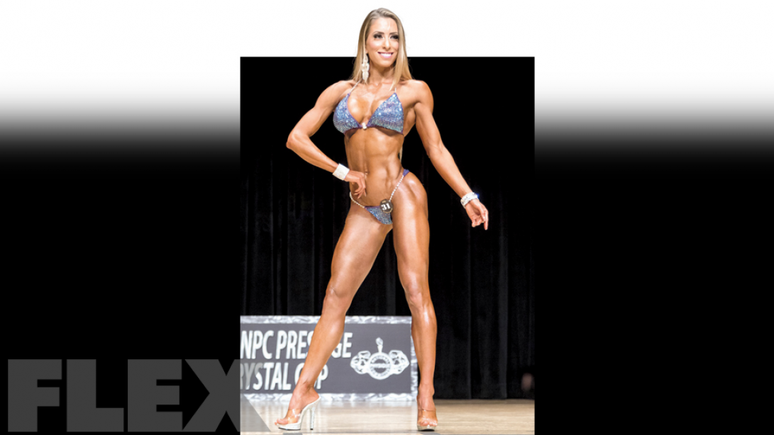 Kim Gutierrez is Spicing up the IFBB Pro League Bikini Division