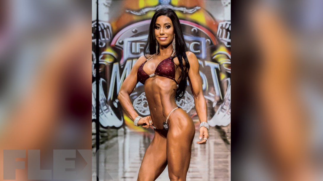 Whether On the Battlefield or the Stage, Fitness Helps Liz Yisrael Excel
