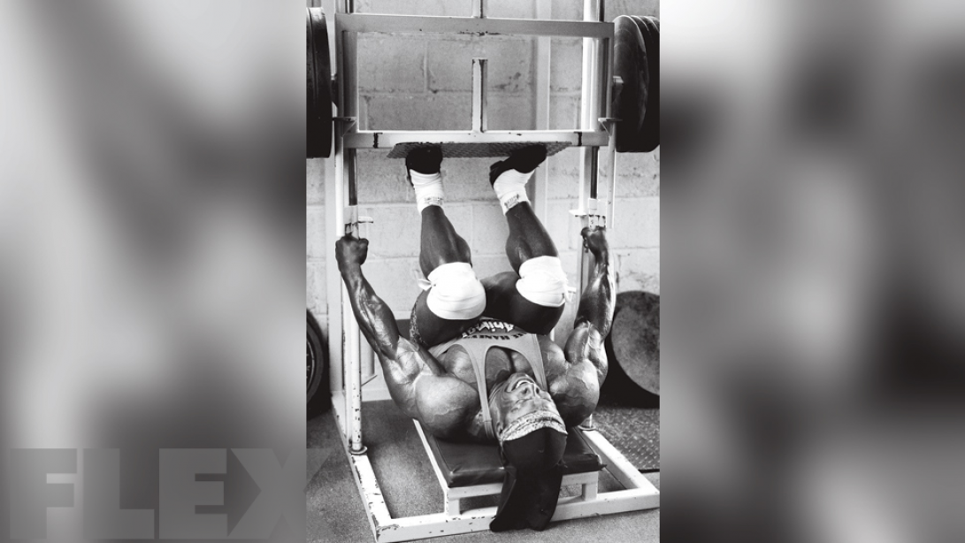 An Alternative Move for Big Legs