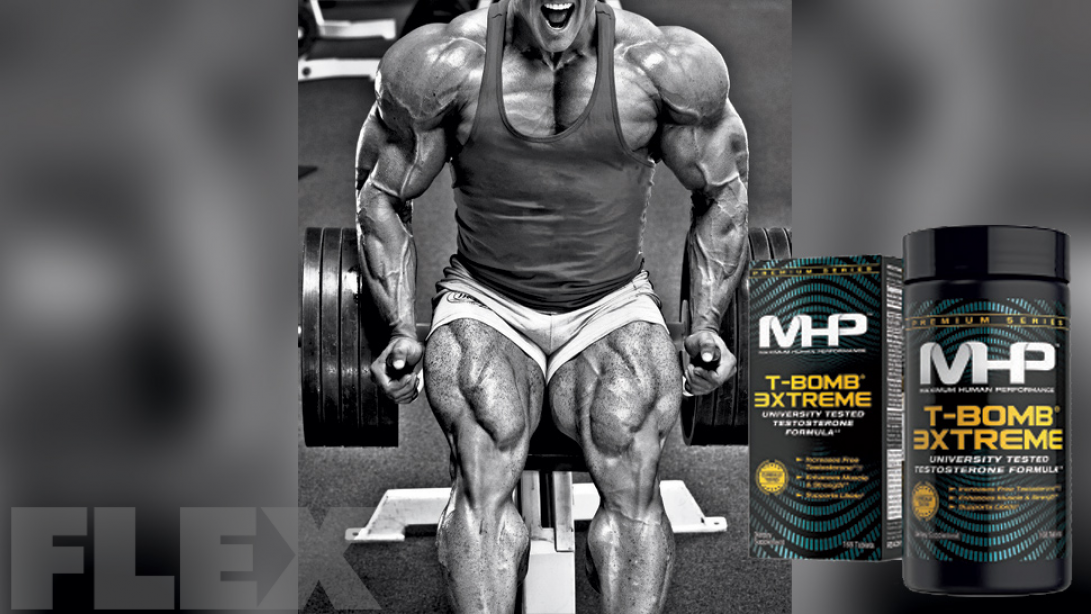 Supp of the Month: MHP T-Bomb 3XTREME