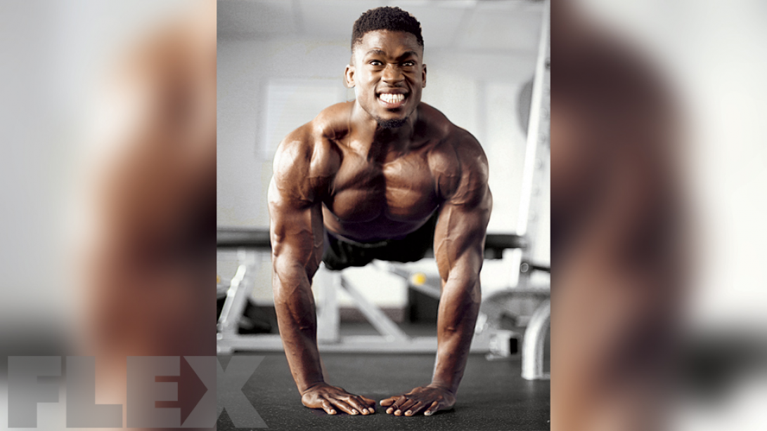 Build Your Chest with Pushups
