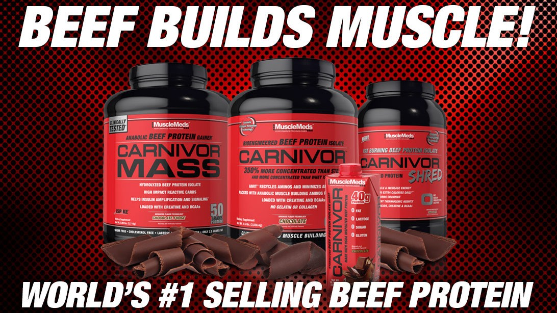 Supp of the Week: CARNIVOR