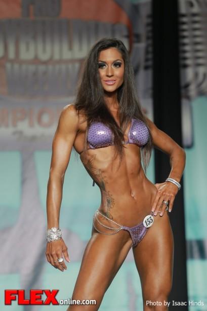 Hope Howard 2013 Tampa Pro Bikini Muscle Amp Fitness