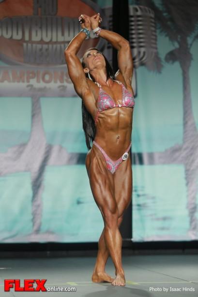 Maria Rita Penteado - 2013 Tampa Pro - Physique | Muscle & Fitness