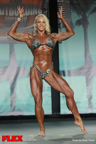Jill Rudison - 2013 Tampa Pro - Physique | Muscle & Fitness