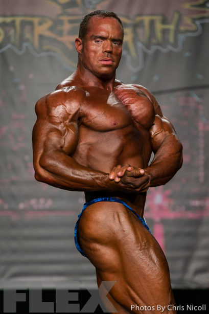 2014 Chicago Pro - Michael Ely | Muscle & Fitness