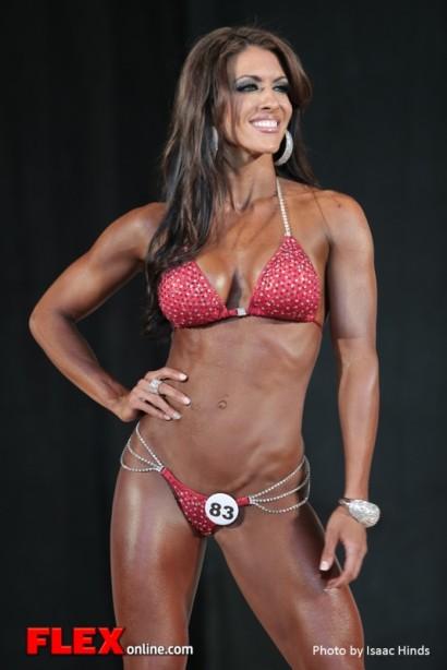 Latonas Professional Makeup: Amanda Latona - Bikini - 2014 IFBB Pittsburgh Pro