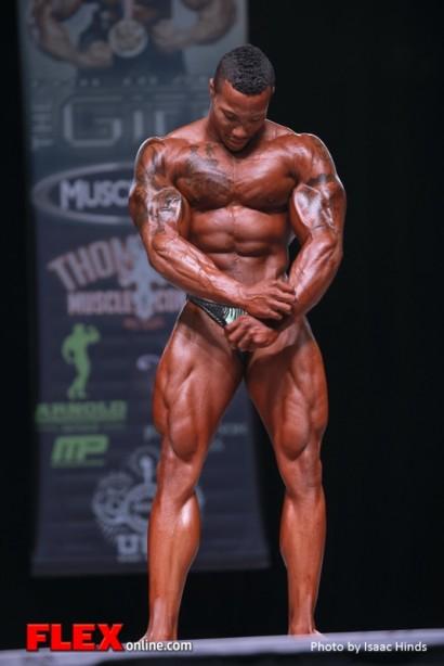 Phil Heath Classic 2014