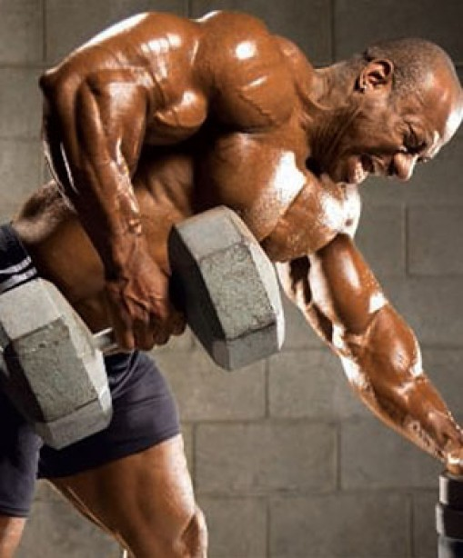 ON TRIAL: BACK WORKOUTS - ROWS VS. PULLDOWNS
