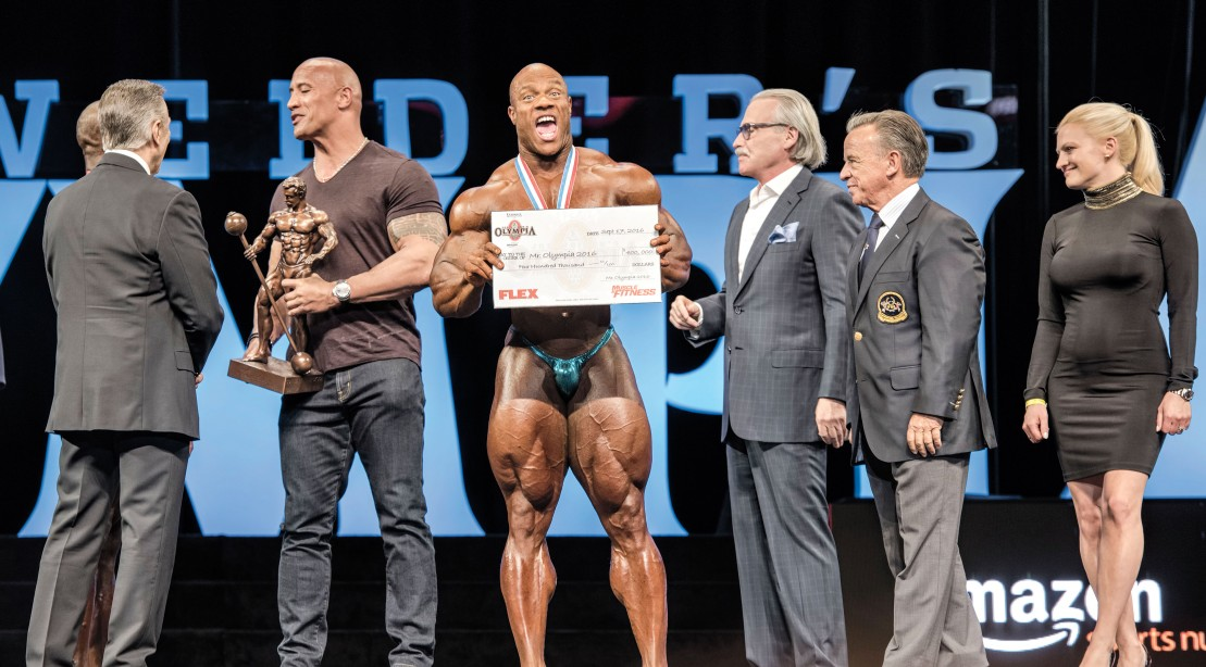 Amazon Sports Nutrition Sponsors 2017 Olympia Weekend
