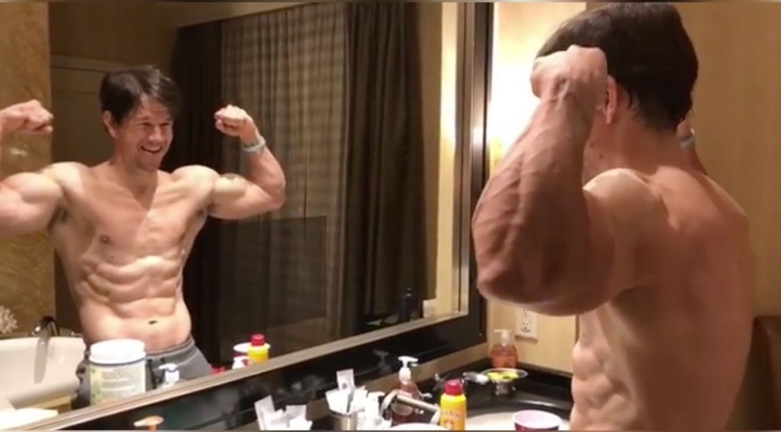 How Mark Wahlberg stays savagely lean and strong