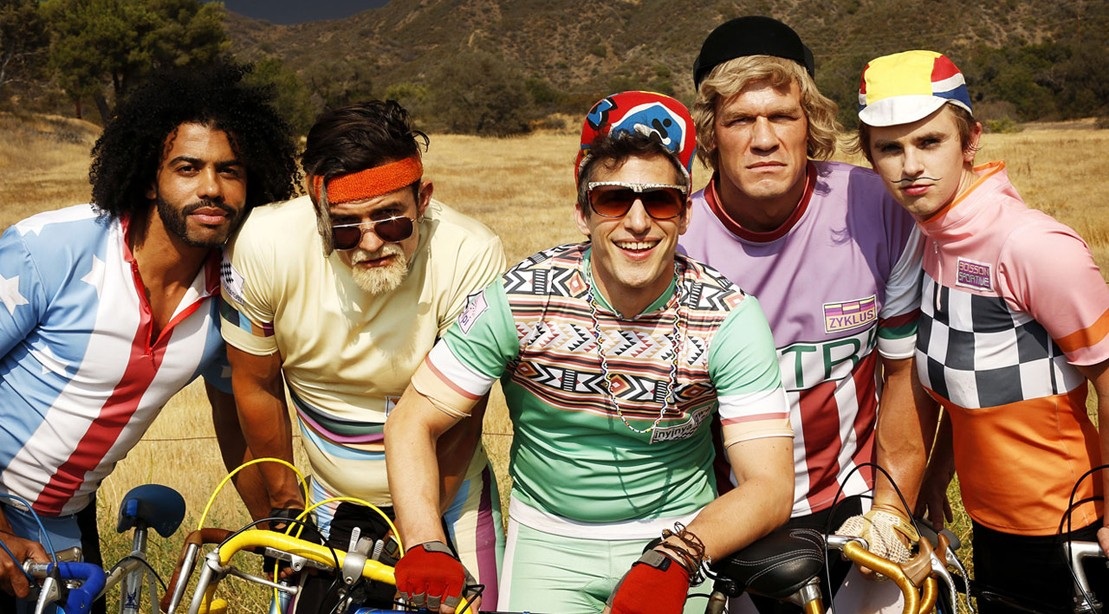 'Tour de Pharmacy': Andy Samberg and HBO Take a Hilarious Look at the Cycling World