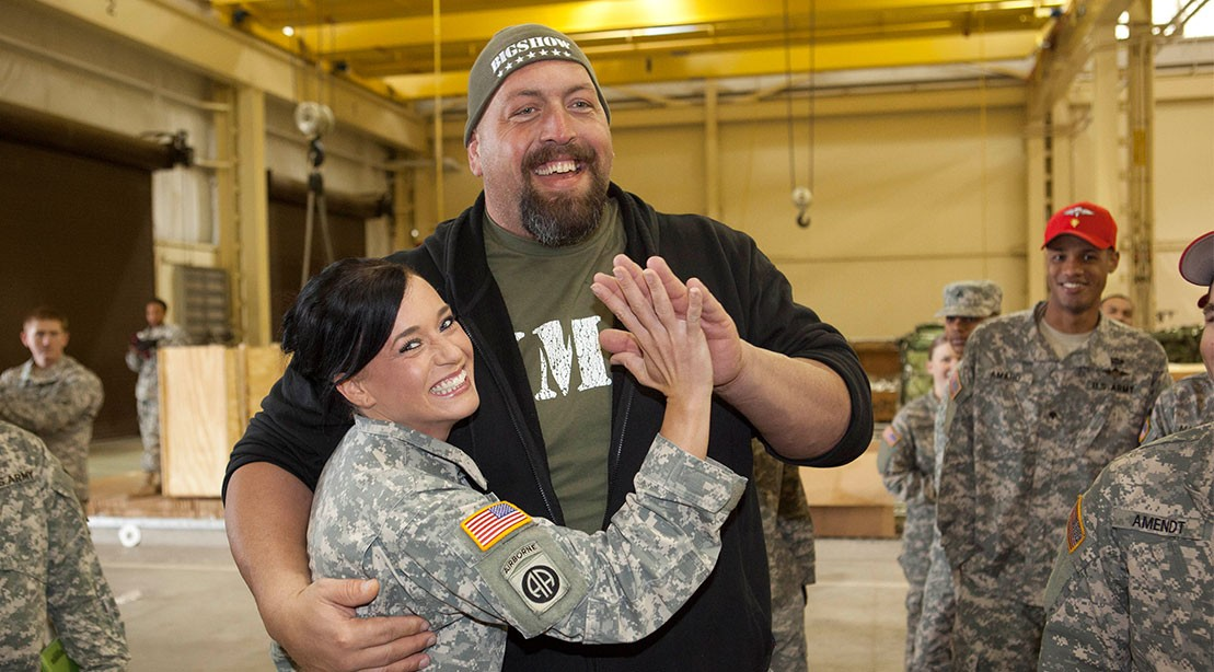 WWE Announces 15th Annual 'Tribute to the Troops'