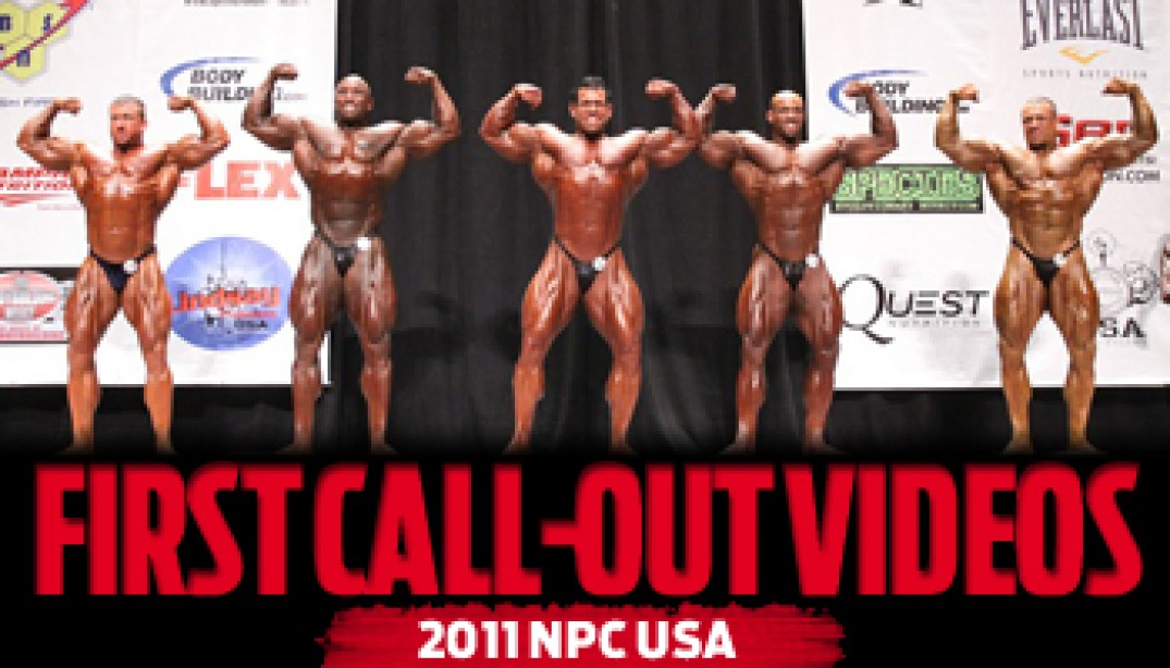 USA VIDEO POSEDOWN!