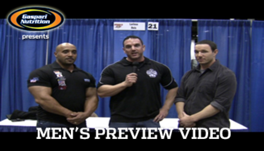 ARNOLD CLASSIC PREVIEW VIDEO