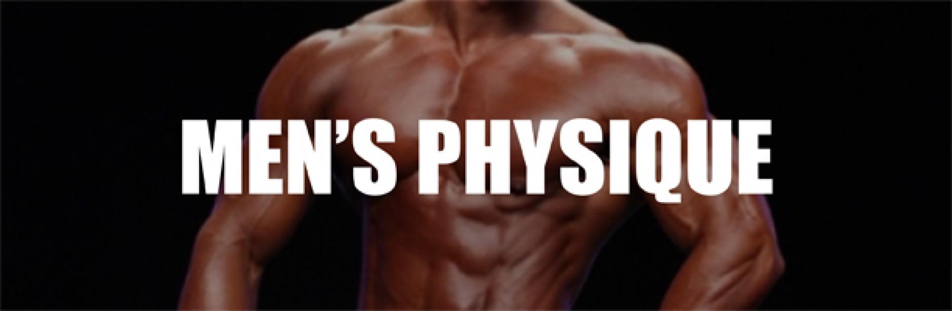 2015 NPC USA Championships Men's Physique Call Out Report