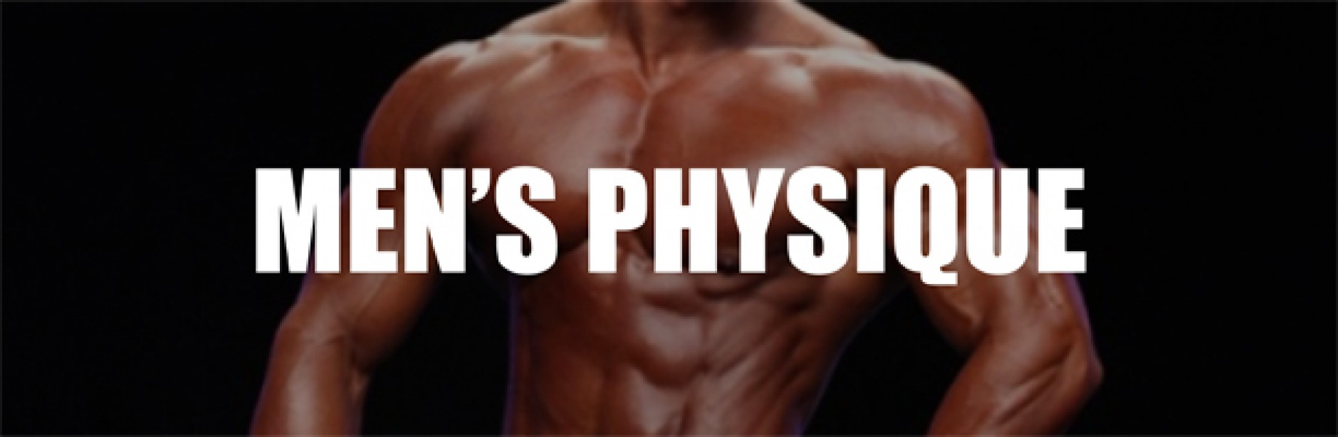 2016 IFBB Pittsburgh Pro Men's Physique Call Out Report