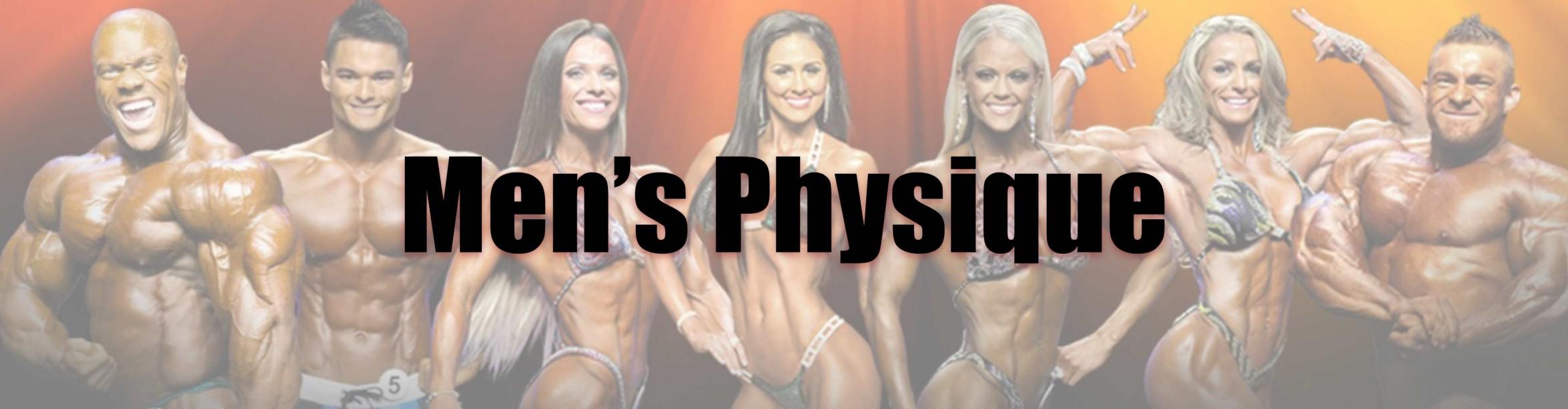 2015 Men's Physique Showdown Call Out Report