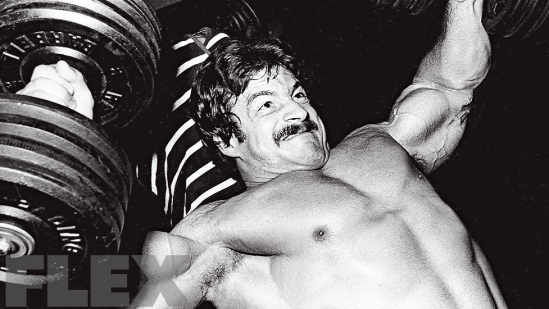Mike Mentzer's High-Intensity Workout