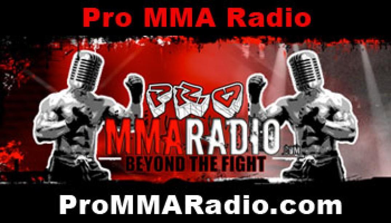 PRO MMA RADIO: WEC CONTENDERS CERRONE AND GARCIA