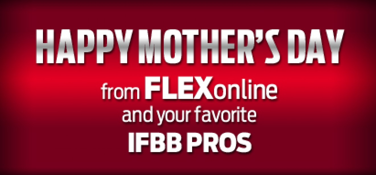 HAPPY MOTHER'S DAY FROM FLEXonline!