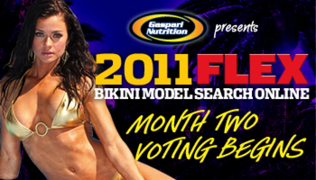 MONTH TWO VOTING BEGINS!