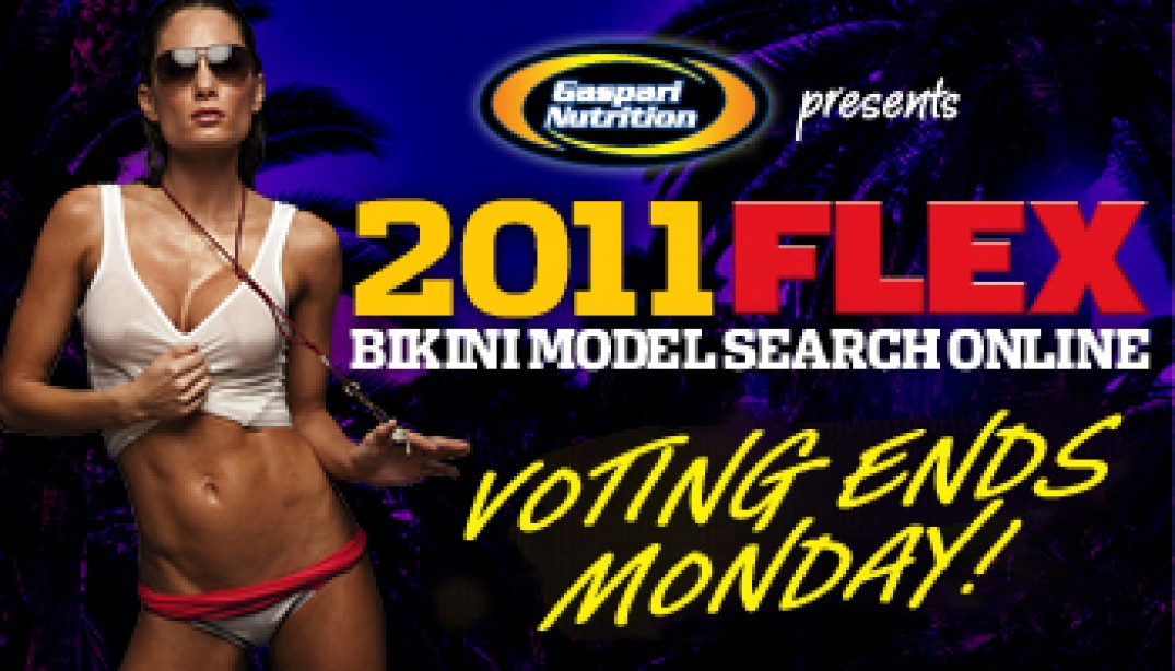 VOTING ENDS MONDAY!!!