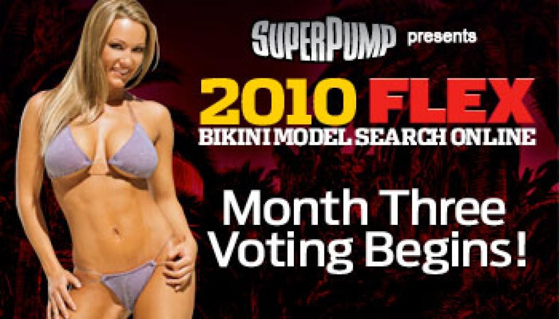 MONTH THREE VOTING BEGINS!