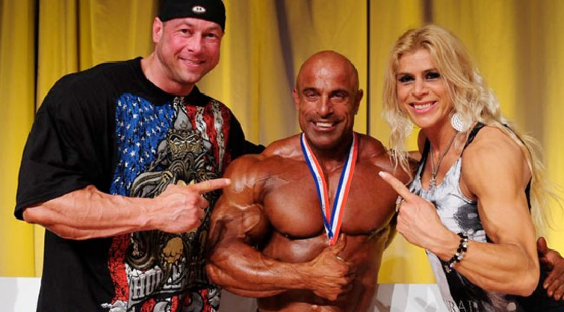 About the 2013 Mr Europe Pro