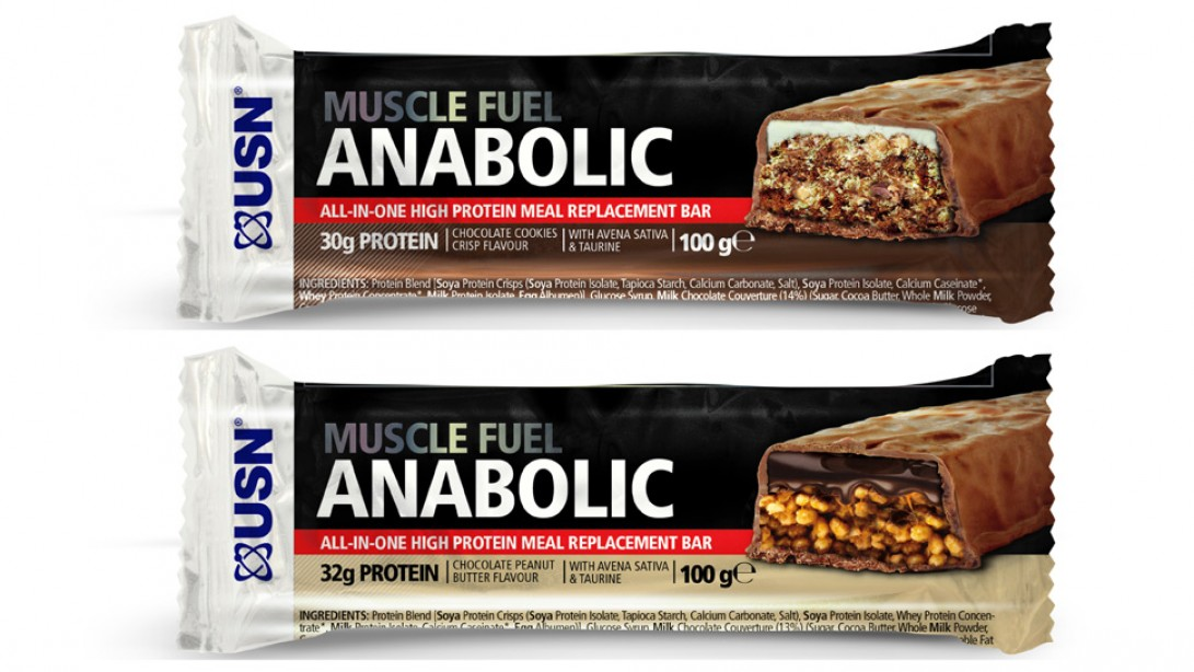 Supp Spotlight: USN Muscle Fuel Anabolic Bar