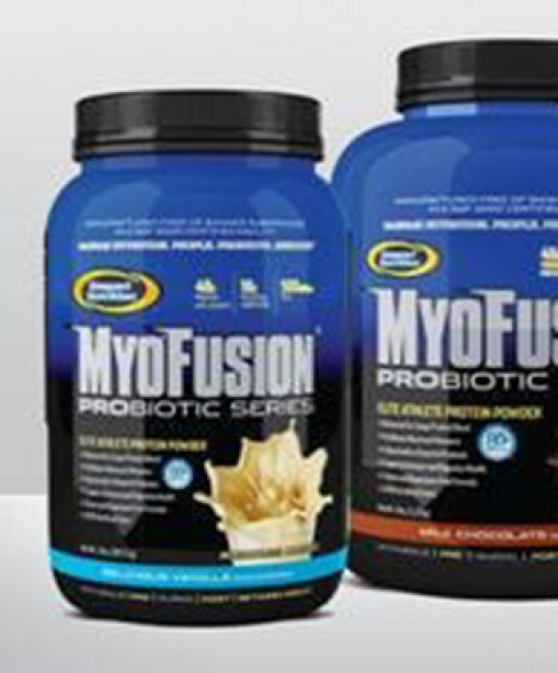 Gaspari Launches MyoFusion Probiotic Series
