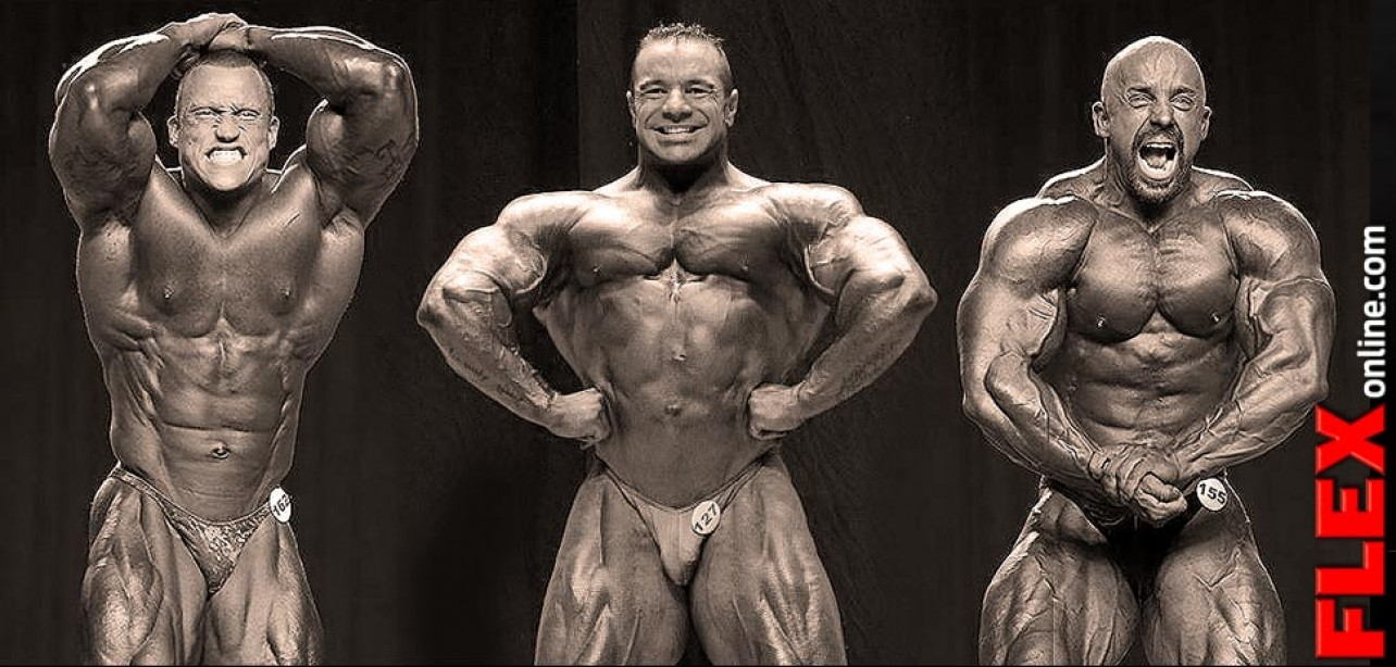 2013 North Americans Mens Bodybuilding Preview