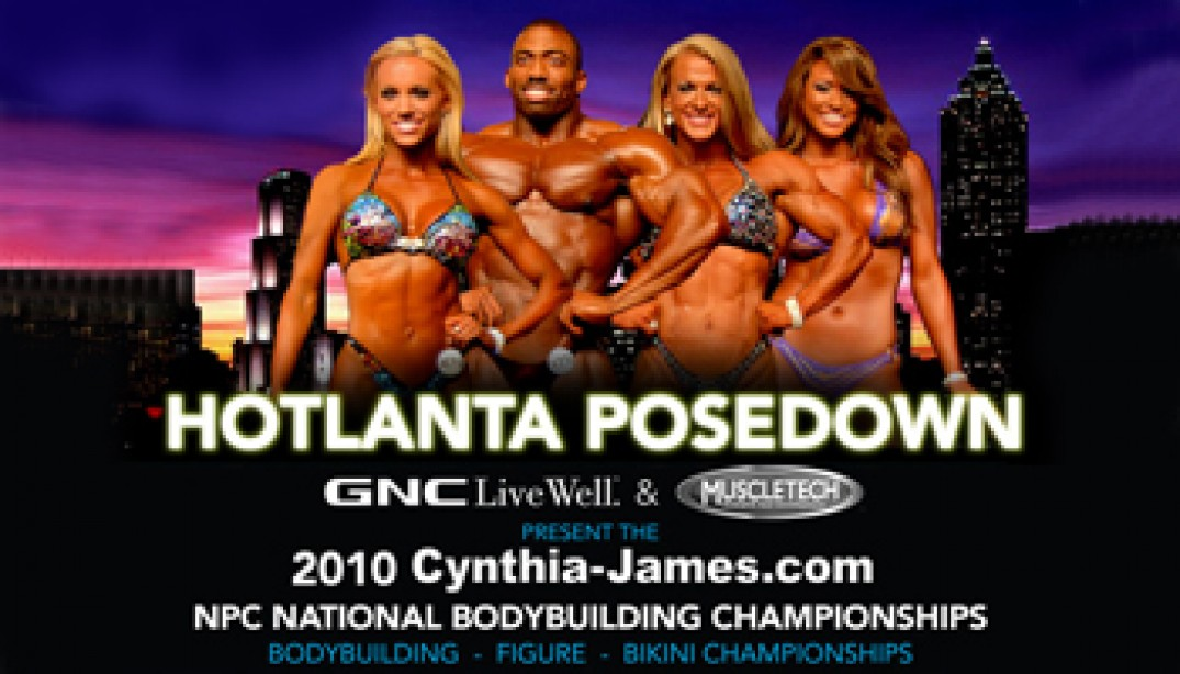 PREVIEW: 2010 NPC NATIONAL BODYBUILDING, FIGURE & BIKINI CHAMPIONSHIPS