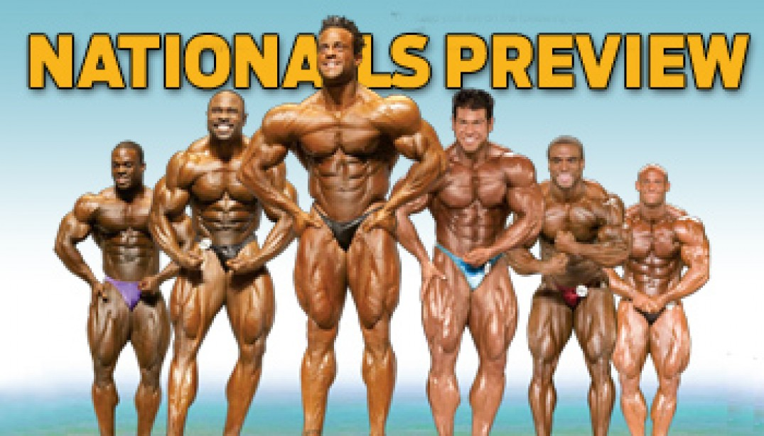 ALL ABOUT THE 2009 NPC NATIONALS