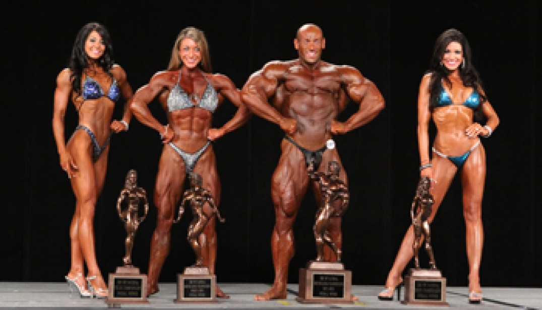 2010 NPC NATIONALS FINAL RESULTS