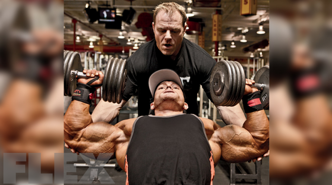 Get Stubborn Muscles to Grow