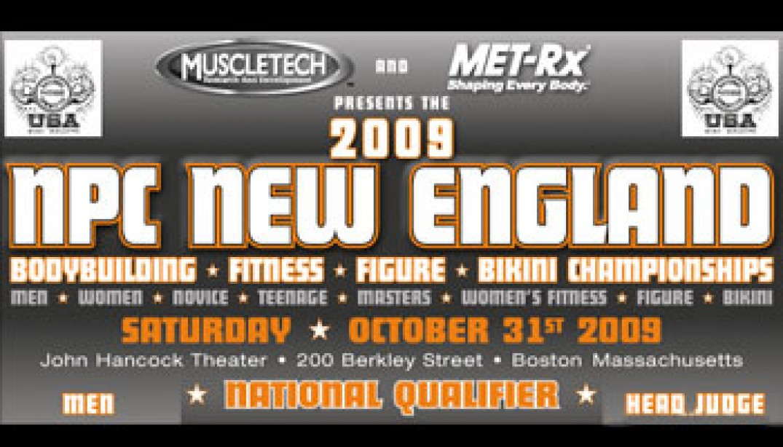 2009 NPC NEW ENGLAND CHAMPIONSHIPS