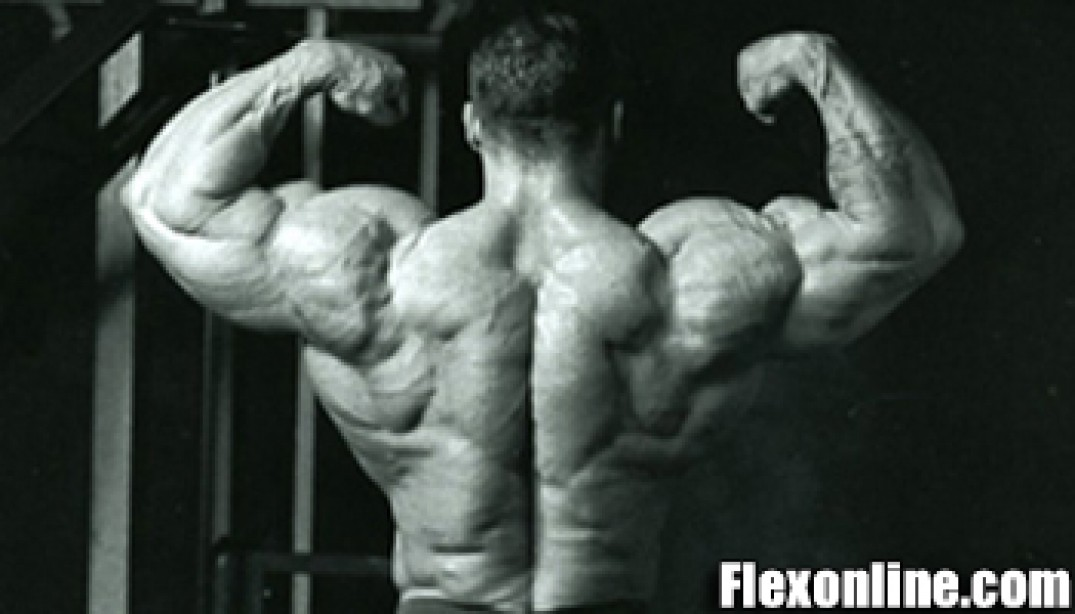 DORIAN YATES' BACK WORKOUT | Muscle & Fitness