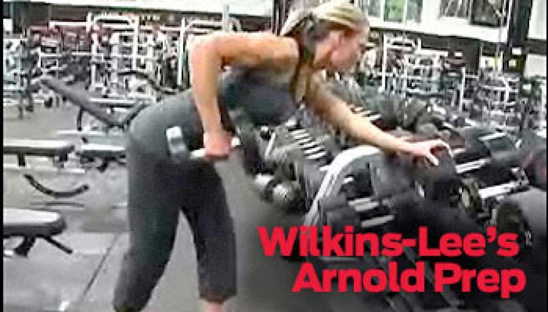 VIDEO: WILKINS-LEE'S ARNOLD PREP