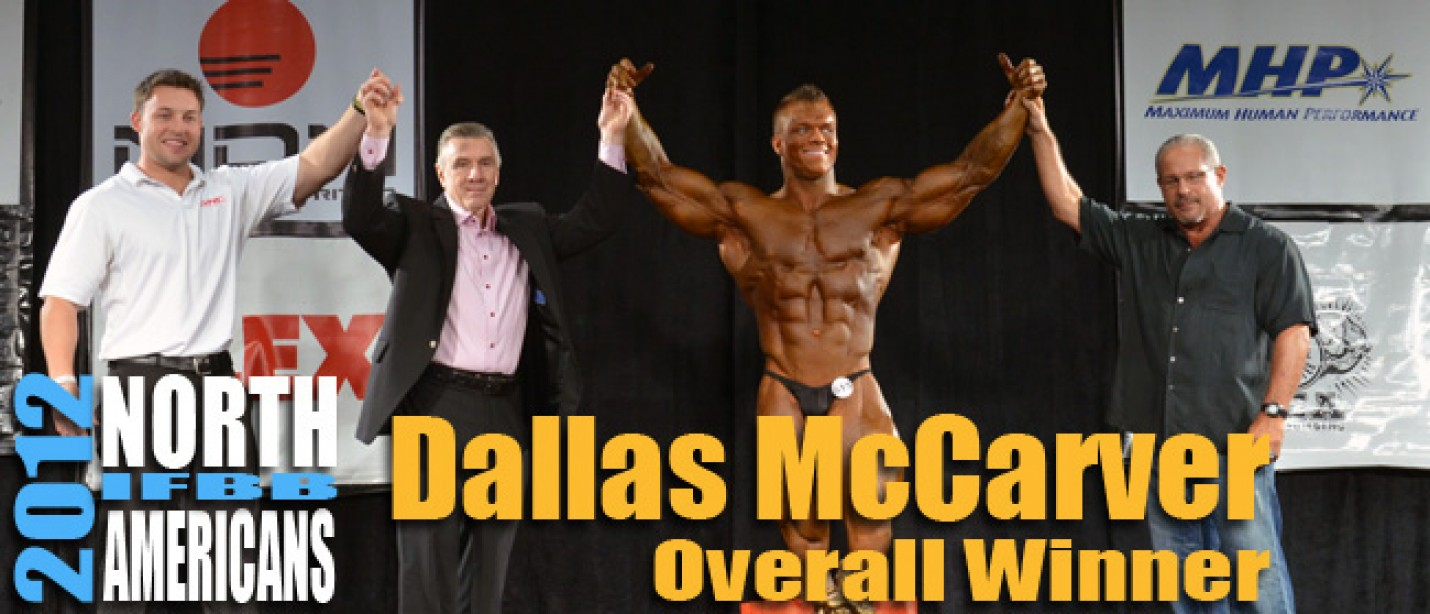 North Americans Mens Results - McCarver Takes Overall