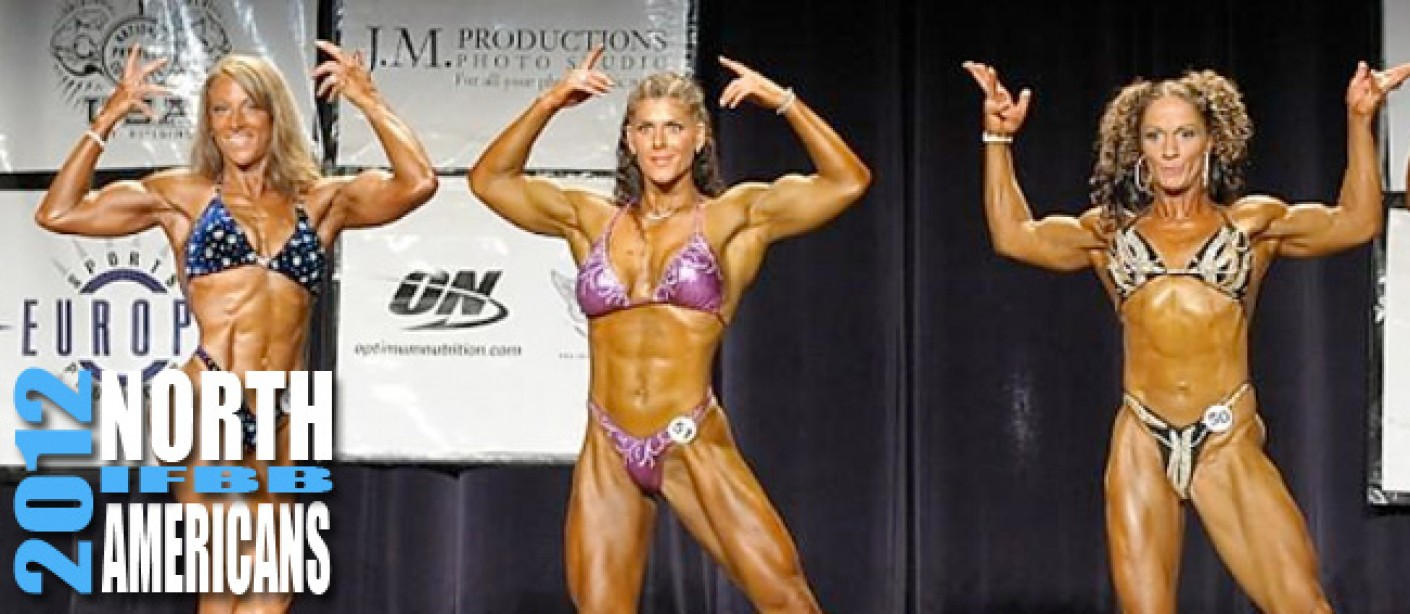 IFBB 2012 North American Championships – The Women