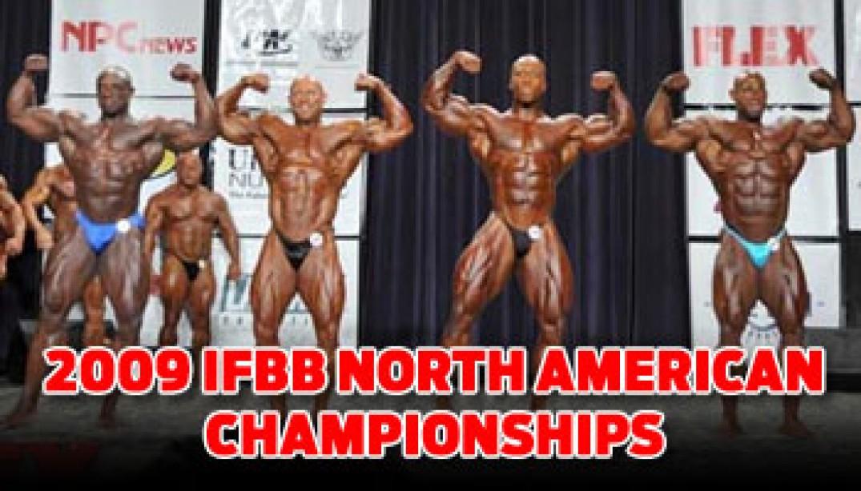 2009 IFBB NORTH AMERICAN CHAMPIONSHIPS