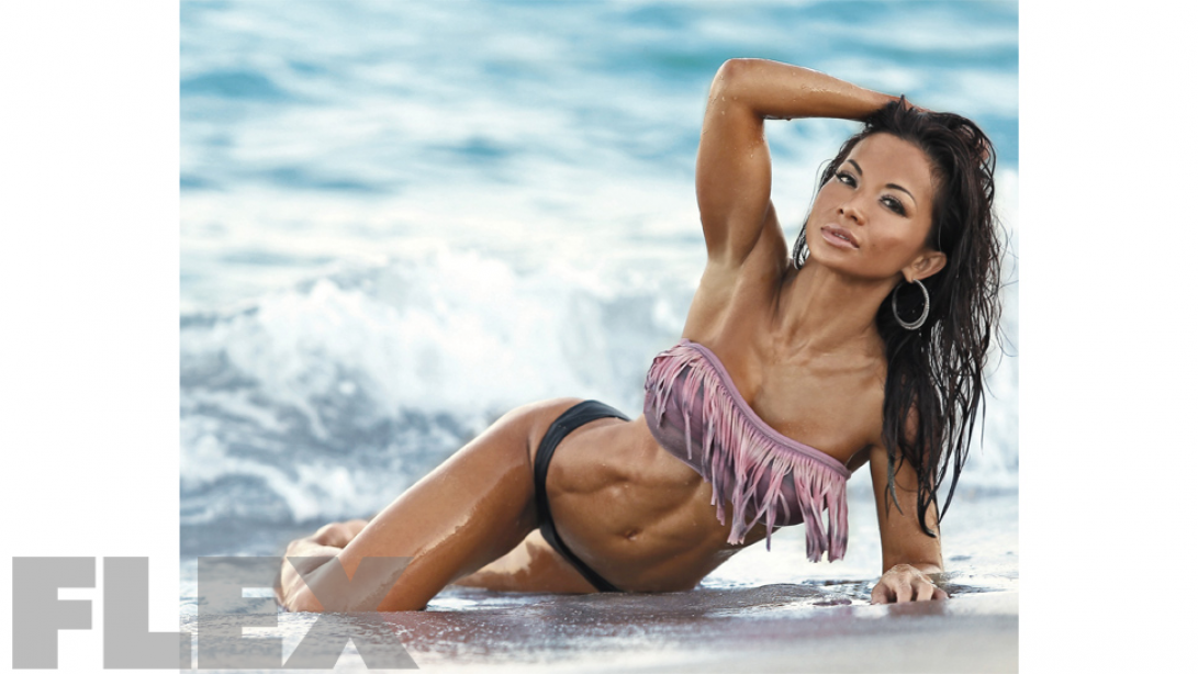 Get to Know IFBB Bikini Pro, Noy Alexander
