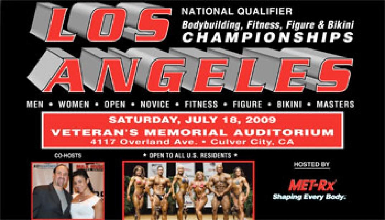 2009 NPC LOS ANGELES CHAMPIONSHIPS