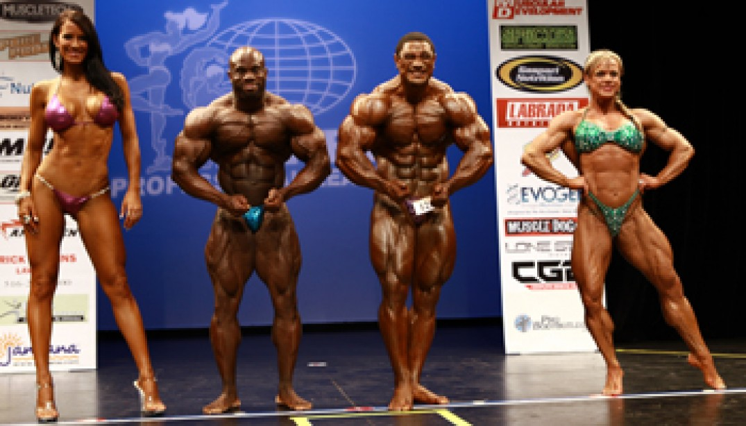 2010 NEW YORK PRO FINAL REPORT: ROELLY WINS!