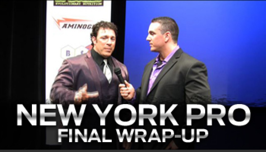 NY PRO FINAL WRAP-UP VIDEO